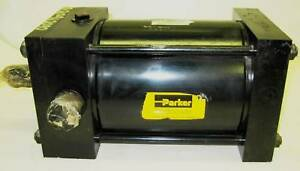 PARKER HYDRAULIC CYLINDER - SERIES 2A FLANGE MOUNTING