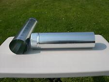 """12"""" Stove Pipe 3 inch in Diameter - Riley Stove"""