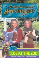 New Adventures of Mary-Kate & Ashley #39: The Case of the Clue at the Zoo: (The