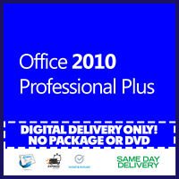 Office 2010 Professional Plus Product Key 🔐 Activation License ⭐