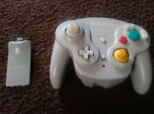 Nintendo Wavebird Wireless Gamecube Controller Only DOL-004 Gray No Receiver