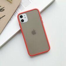 For Apple iPhone 11 Matte Case Slim Shockproof Protective Hard Back Phone Cover