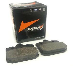Frixa Freeline Compkart Birel ART RK & Riccardo Kart Brake Pad Set Soft CA-15
