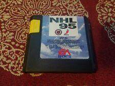 NHL 95 (Sega Genesis, 1994) - Cartridge