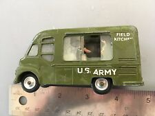 CORGI TOYS SMITH'S CARRIER VAN FIELD KITCHEN