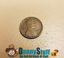 1909 Lincoln Wheat Cent Penny LOWEST PRICE Circulated Coin FREE SHIPPING USA