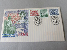 1995 50th Anniv of Peace in the Pacific (45c, 45c & $1.50) First Day Cover