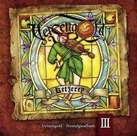 VERSENGOLD - KETZEREY-NOSTALGIEALBUM III  CD NEU