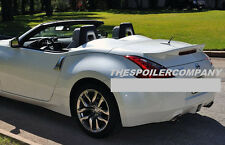 UN-PAINTED- GREY PRIMER for 2010-2016 NISSAN 370Z CONVERTIBLE REAR SPOILER WING