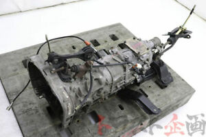 Subaru WRX GC8 STI OEM 5 Speed Manual Transmission 4.44 Final Drive TY752VBCAA