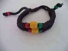 One Size. Adjustable. Original African Bracelet. Handmade.