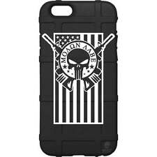 Magpul Field Case for iPhone 6,6s,7,7+,8,8+. Molon Labe, Come and Take Em'