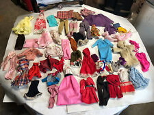 Large Lot Vintage Barbie Doll Clothes and Accessories parts clothing 70s 80s