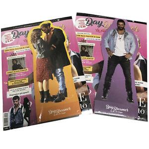 Rivista Ufficiale DayDreamer + Sagoma Can Yaman + Cards Day Dreamer + Poster