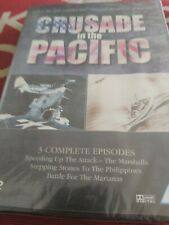 Crusade in the Pacific DVD (2000)  New