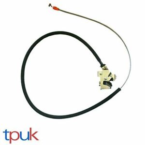 TRANSIT MK6 MK7 REAR DOOR LOCK CABLE UPPER LEFT  WITH LOCK MECHANISM MEDIUM ROOF