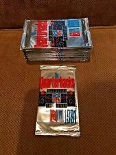 25 SEALED Packs Of 1991 Upper Deck Domino's Pizza The Quarterbacks Marino Elway+