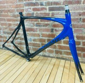 Giant OCR C3 Carbon Fiber Road Bike Frameset Frame/Fork/Headset XL Blue, VGC!