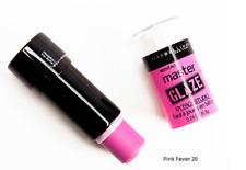 Pink Blush Pink Fever 20 Maybelline Master Glaze Blush Cream Stick