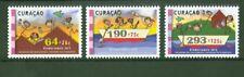 Curacao 2012 - Jugendmarken Kinderzeichnungen Kinderzegels - Nr. 129-31