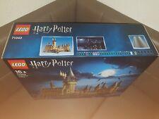 Lego Harry Potter Schloss Hogwarts Set (71043) Neu unbenutzt versiegelt -