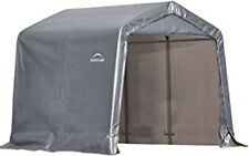 Shelter Logic Shed in a Box 2.4m x 2.4m x 2.4m