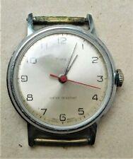 NO RESERVE Working Timex Retro Mechanical Wind Up Wristwatch Vintage