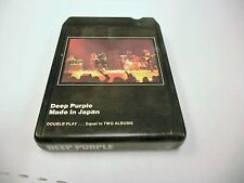 Deep Purple Made In Japan 8 Track Tape 1973 Warner Bros Records VG+