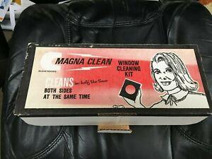 Vintage New Magna Clean Window Cleaner