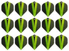 5 Sets Target Rob Cross Voltage Standard Dart Flights – Ships w/Tracking - Green