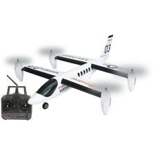 WP Modelo Vuelo Eléctrico RC X44 RTF 695mm DESPEGUE VERTICAL Graupner 9944.rtf