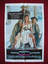HANNIE CAULDER * 1972 ORIGINAL MOVIE POSTER SEXY RAQUEL WELCH DIANA DORS NM-M