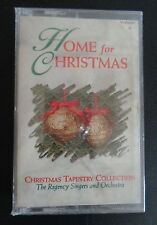 HOME FOR CHRISTMAS [Unison] by Regency Singers Cassette 1997 Free Shipping NEW