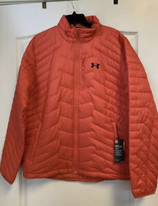 NEW W TAGS - Under Armour ColdGear Storm Reactor Puffer Jacket - XL - MSRP $200