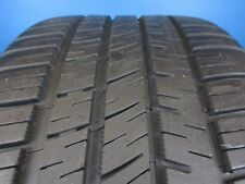 One Used Michelin Pilot Sport A/S 3   245 45 17  7-8/32 Tread  C1851