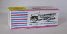 Repro Box Permot LKW Skoda mit Lattenaufsatz