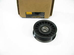 Continental 49003 A/C Drive Belt Idler Pulley - Left / Lower