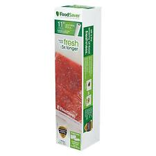 "11"" Roll Food Saver Vacuum Sealer Bag Storage Rolls"