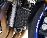 Yamaha MT 10 2017 R&G Racing Oil Cooler Guard OCG0029TI Titanium