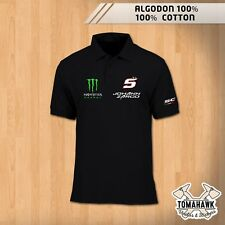 POLO JOHANN ZARCO MONSTER SC EXHAUST POLO SHIRT POLAIRE