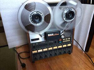 "TEAC 80-8 Tascam Series 8-channel Reel to Reel 1/2"" TAPE MACHINE"