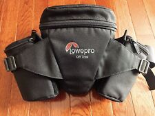 Lowepro Off Trail Digital Camera Bag - Fannypack, Customizable, Weather Proof