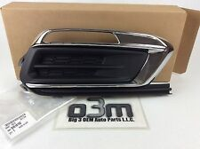 Chevrolet Cruze RH Passenger Front Bumper Fog Lamp Cover w/ LED Lamps new OEM