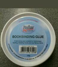 PINFLAIR Bookbinding Glue, 120g Tub.