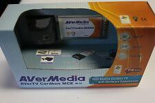 AverMedia TV Cardbus MCE MTVCBMCER  UPC:795522960146