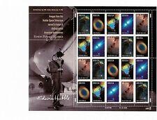 Hubble Space Telescope Commemorative Stamp Plate