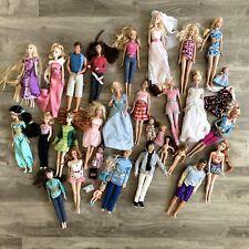 Barbie Lot Huge 1980, 1990, 2000, Disney Mattel Dolls Baby Toddler Barbie