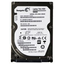 Seagate (500GB) 2.5 SATA HDD 5400RPM Thin Hard Drive (ST500LT012 / 1DG142-021)