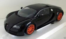 MINICHAMPS 1/18 - 100 110842 BUGATTI VEYRON SUPER SPORT - 2011 BLACK METALLIC