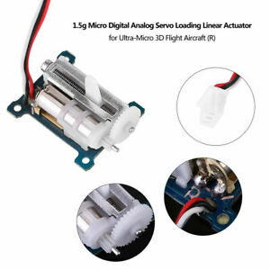 1.5g Goteck Servo Micro Digital Analog Servo Loading Linear Actuator Servo inm